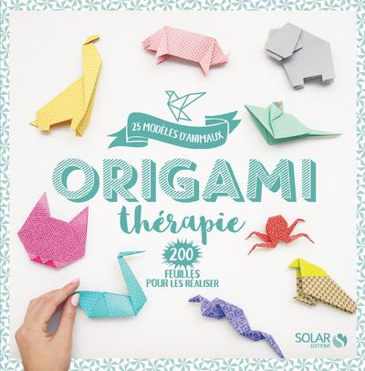 couv Origamitherapie