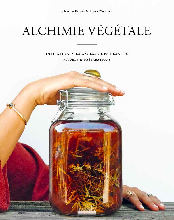 Couv Alchimie vegetale